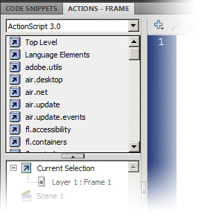 Actions Toolbox